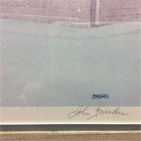 "JOHN FURCHES ""SALEM SOLITUDE"" SIGNED & #471/950"