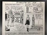 Murphy Anderson, Detective Comics #360 Orig Art Pg