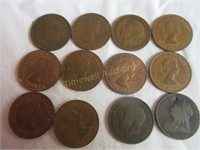 Coin and Stamp Auction