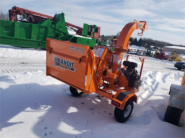 BANDIT 65 Wood Chippers Logging Equipment For Sale - 22