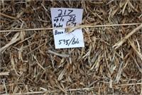 Hay, Bedding, Firewood #11a (03/13/2019)