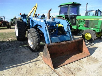 NEW HOLLAND 5030 Auction Results - 11 Listings