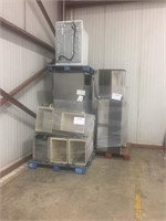 NEISD School Restraunt equipment