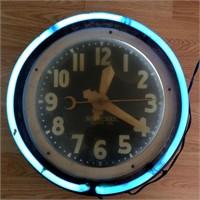 Neon Ray Clock Co.
