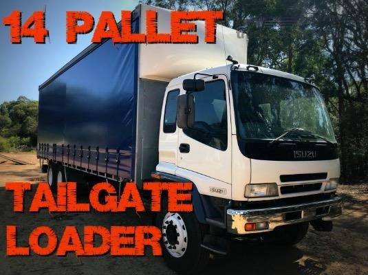2007 Isuzu FVR Southern Star Truck Centre Pty Ltd - Trucks for Sale