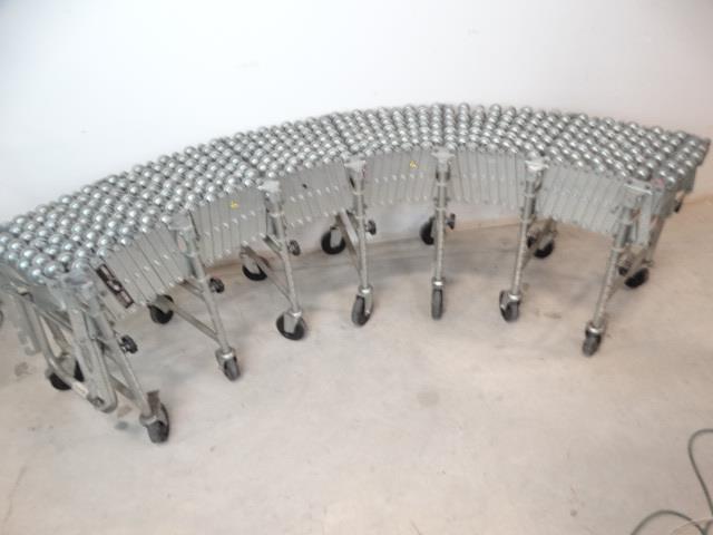 Portable Conveyor Belt | LL Auctions LLC