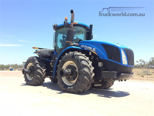 0 New Holland T9.505 Black Truck Sales - Farm Machinery for Sale