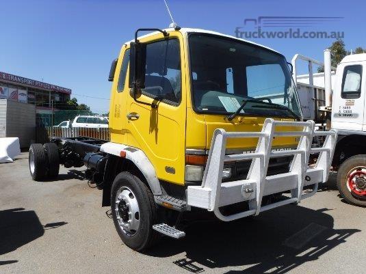 1998 Mitsubishi FM658 Raytone Trucks - Trucks for Sale