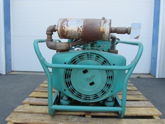 Onan Generator (Propane Fuel) | Meridian Public Auction