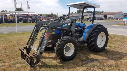 0 New Holland TN75D - Farm Machinery for Sale