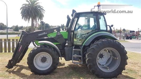 2008 Deutz Fahr Agrotron M620 - Truckworld.com.au - Farm Machinery for Sale