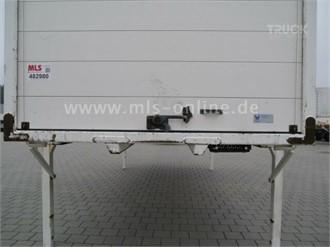 KRONE BDF WECHSELKOFFER ROLLTOR 7,45M GLATT