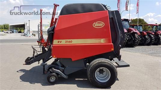 2008 Vicon RV2160 Farm Machinery for Sale
