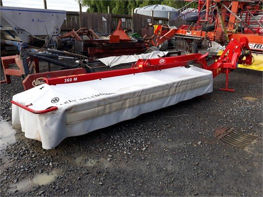 0 Lely Splendimo 360M - Farm Machinery for Sale
