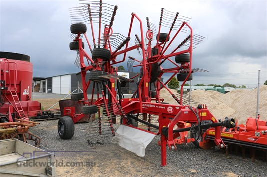0 Lely Hibiscus 915Cd Vario - Farm Machinery for Sale