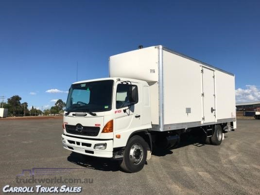 2006 Hino 500 Series 1527 XLong Carroll Truck Sales Queensland - Trucks for Sale