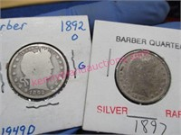 July 12 Online Auction: Coins - Guns - Antiques