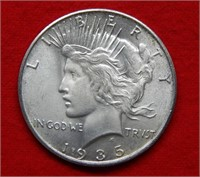 Weekly Coins & Currency Auction 7-13-18