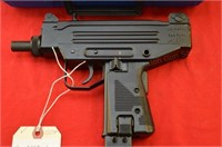 Action Arms/IMI Uzi Pistol 9mm Pistol | Bauer Auction Service
