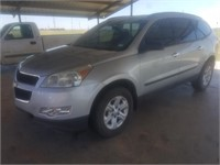 2010 Chevrolet  TRV Mil. 172,532