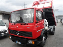 Mercedes-benz 1117  used