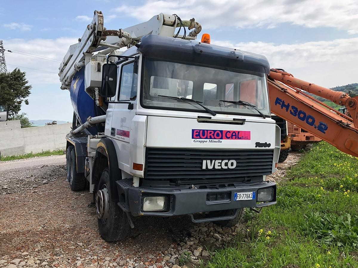 Iveco 330-35 #Used