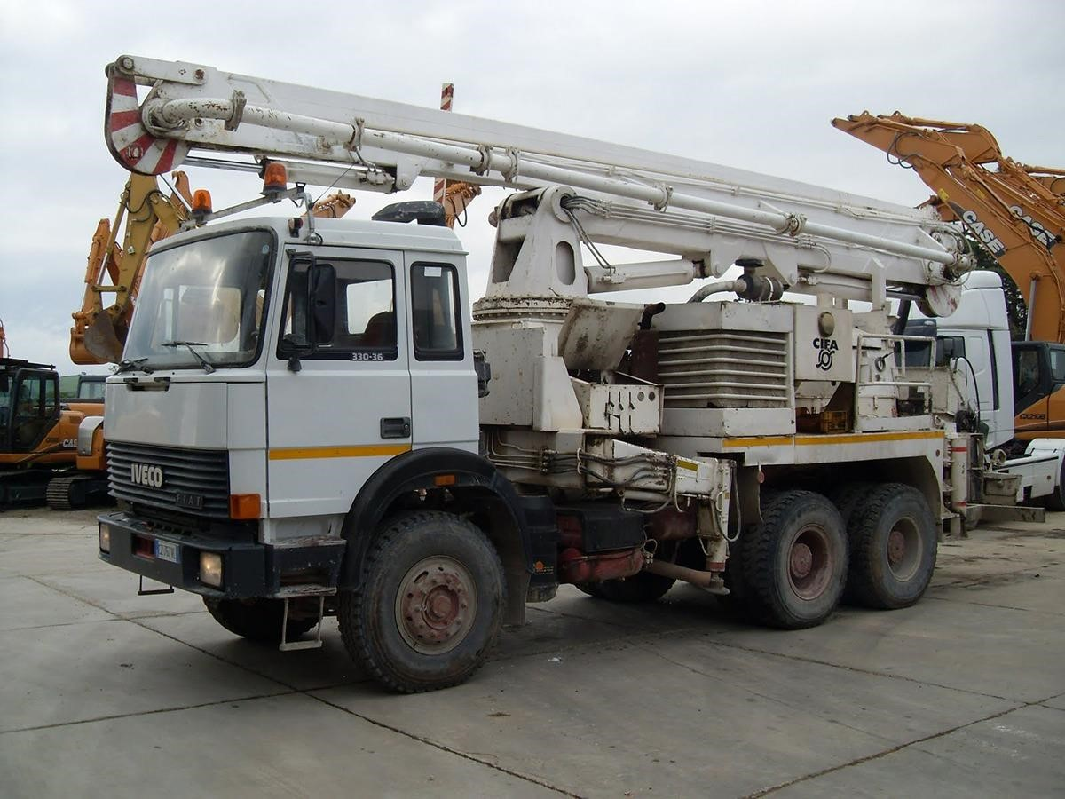 Iveco 330-36 #Used