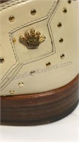 Men's Mauri Leather shoes size 8