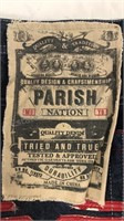 Parish Nation Shirt and Jeans Lot