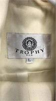 Trophy USA 2pc linen suit