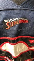 Superman Themed football jersey size M