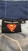 Superman Logo baseball jersey size XL