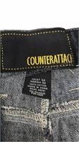Counterattack Fashion Jeans Size 34x32