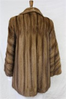 Wild Mink female pant coat length size 8