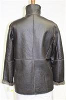 Brown Shearling size medium jacket Retail $550.00