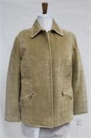 Washable suede jacket size medium Retail $220.00