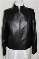 Lamb skin leather jacket size M Retail $450.00