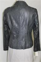 Lambskin leather size L Retail $ 395.00