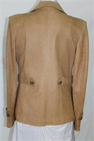Lambskin leather jacket  M/L Retail $600.00