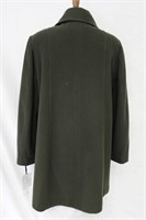 Wool and Cashmere blend size 14 Retail $350.00