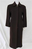 Wool & Cashmere blend coat  Size XS Retail $450.00