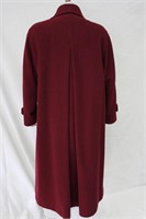 Wool & Cashmere blend coat Size 6 Retail $450.00