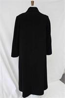 Wool & Cashmere blend coat Size 6p Retail $440.00