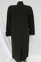 Wool & Cashmere blend coat Size 10 Retail $ 420.00