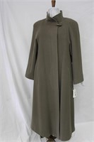 Wool & Cashmere blend coat Size12 Retail $530.00