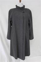 "Wool & Cashmere 40"" coat Size 12"