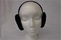 Sheared Muskrat ear muffs Retail $80.00