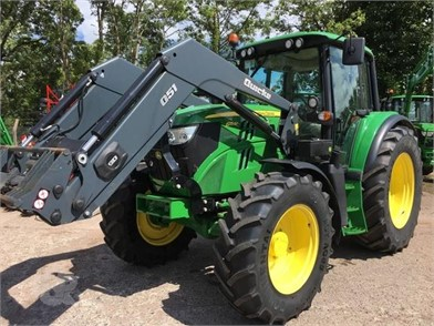 Used JOHN DEERE 6115M for sale in Ireland - 7 Listings | Farm and Plant