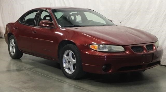 2001 pontiac grand prix se low miles united country musick sons musick auction