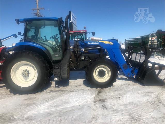 2015 NEW HOLLAND T6 175 For Sale In Mobridge, South Dakota
